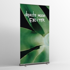 Depeche Mode - Textile banners (Flag) - Exciter