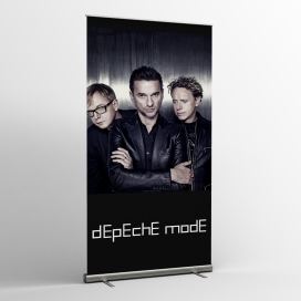 Depeche Mode - Textile banners (Flag) - Photo Remixes