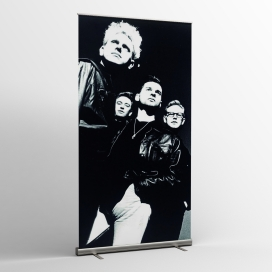 Depeche Mode - Textile banners (Flag) - Photo