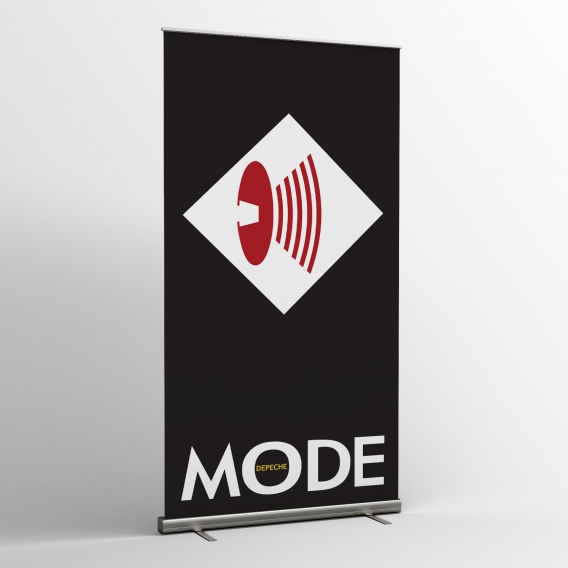 Depeche Mode - Textile banners (Flag) - Music For The Masses (bong 2)