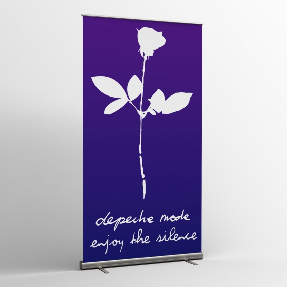 Depeche Mode - Banners - Enjoy The Silence