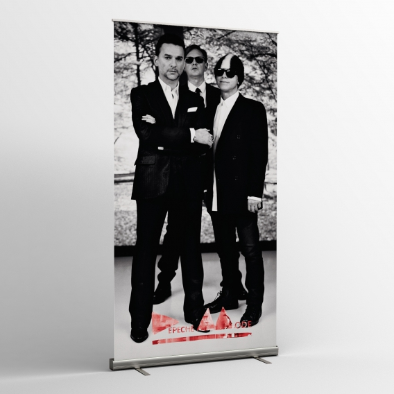 Depeche Mode - Banners - Photo Delta Machine