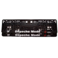 Depeche Mode - vehicle registration plate holder