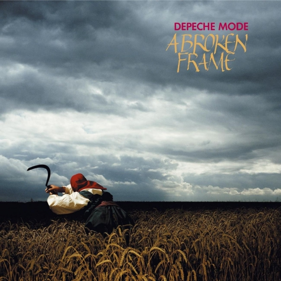 Depeche Mode - A Broken Frame (CD+DVD)