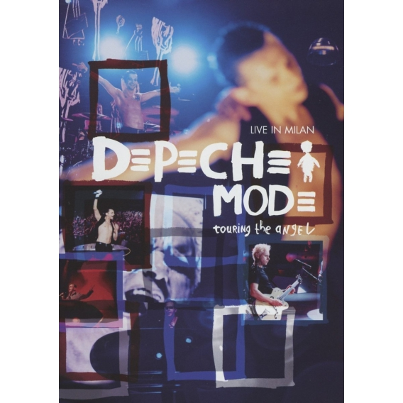 Depeche Mode - Touring The Angel: Live In Milan [DVD]