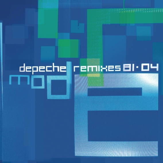Depeche Mode - Remixes 81- 04 (CD)