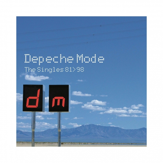 Depeche Mode - The Singles 81-98 Box Set (3CD)