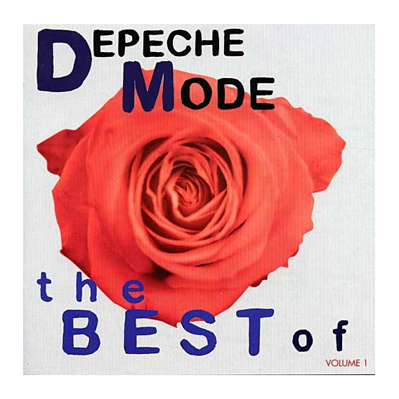 Depeche Mode - The Best Of Volume 1 (CD+DVD)