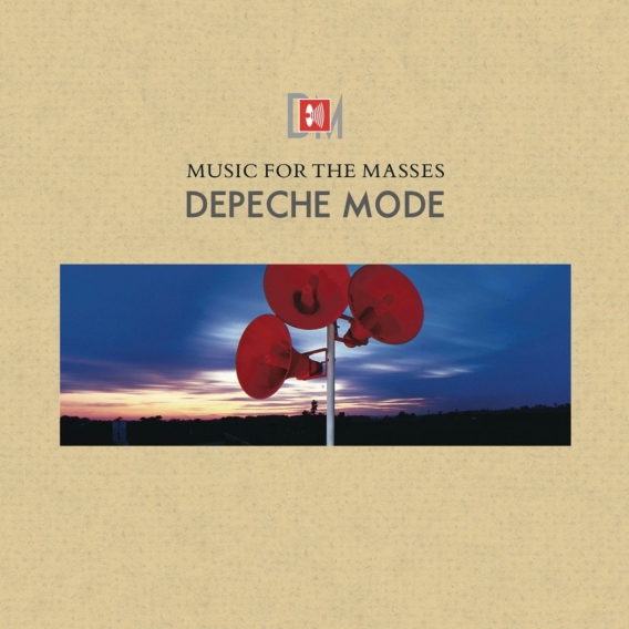 Depeche Mode - Music For The Masses (CD)