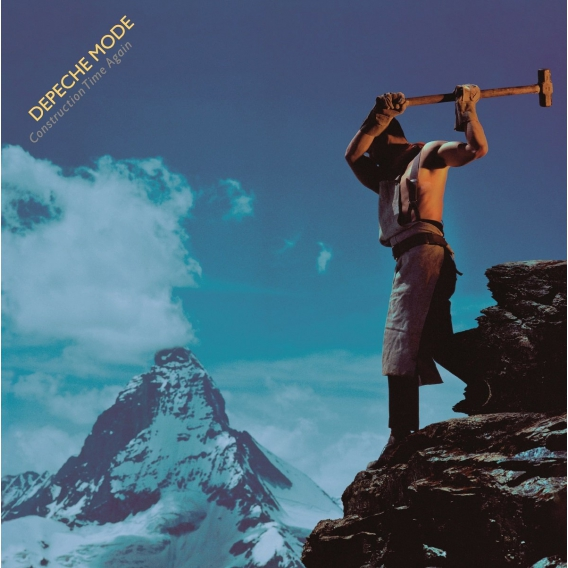 Depeche Mode - Construction Time Again (CD)