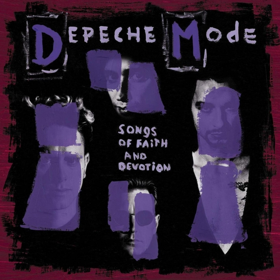 Depeche Mode -Songs Of Faith And Devotion [Vinyl]