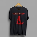 "Depeche Mode Men's T-Shirt ""Spirit Red Legs"""