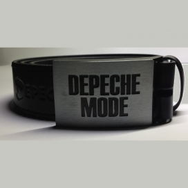 Depeche Mode - Leather Belt (Clip)