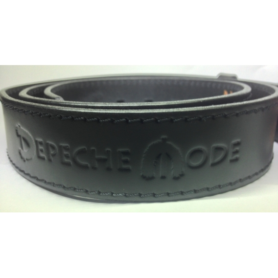 Depeche Mode - Leather Belt - Spirit