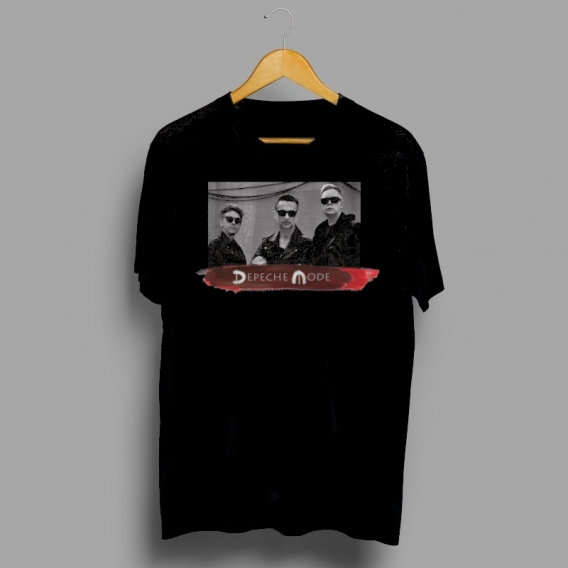 Depeche Mode - T-shirt - Spirit (Photo)