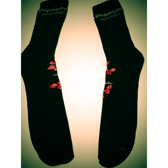 Depeche Mode - Winter Socks - Violator