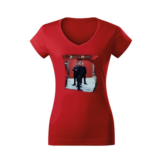 "Depeche Mode Women's T-Shirt ""Photo"""