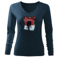 "Depeche Mode Women's T-Shirt long sleeve ""Photo"""
