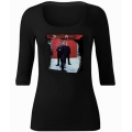 "Depeche Mode Women's T-Shirt 3/4 sleeve ""Photo"""