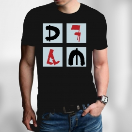 "Depeche Mode Men's T-Shirt ""2019"""