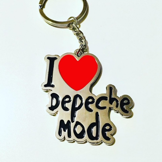 Depeche Mode - Keychain DM