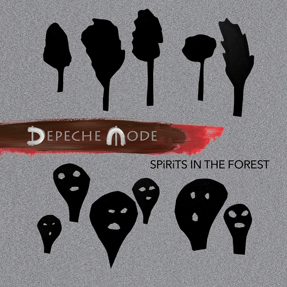 Depeche Mode - Spirits In The Forest / Live Spirits (2Blu-ray /2CD)