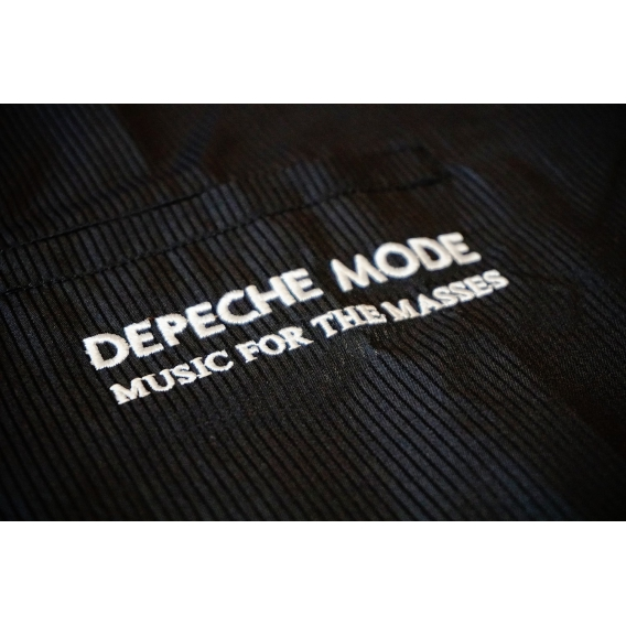Depeche Mode - Music For The Masses - Undervest